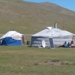 Mongolia, yurt. By Elke Zander