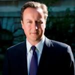 UK P.M David Cameron