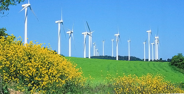 Onshore wind cheaper than coal, gas and nuclear, according to European Commission report