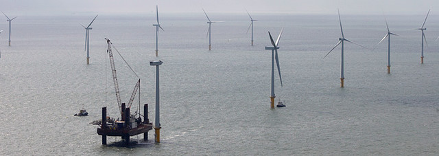 Offshore wind industry calls on energy ministers to back North Seas Grid