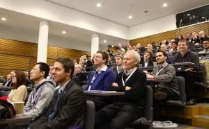 EWEA Noise Workshop 2012 Oxford - audience, photo: KT Bruce