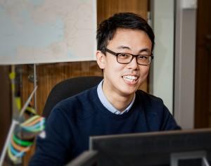 EWEA Offshore Analyst, Andrew Ho